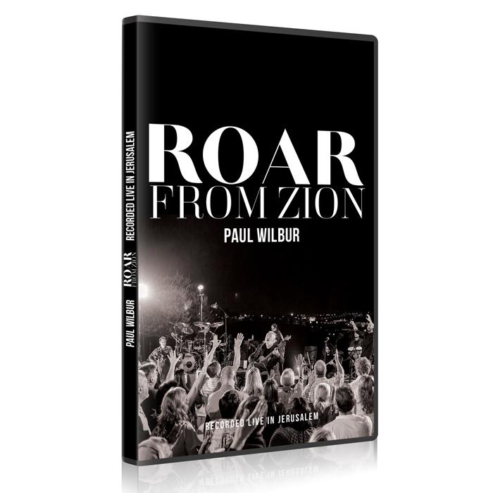 Roar From Zion (DVD)